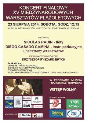 2014 XV MWFlażoletowe 2014 (m)