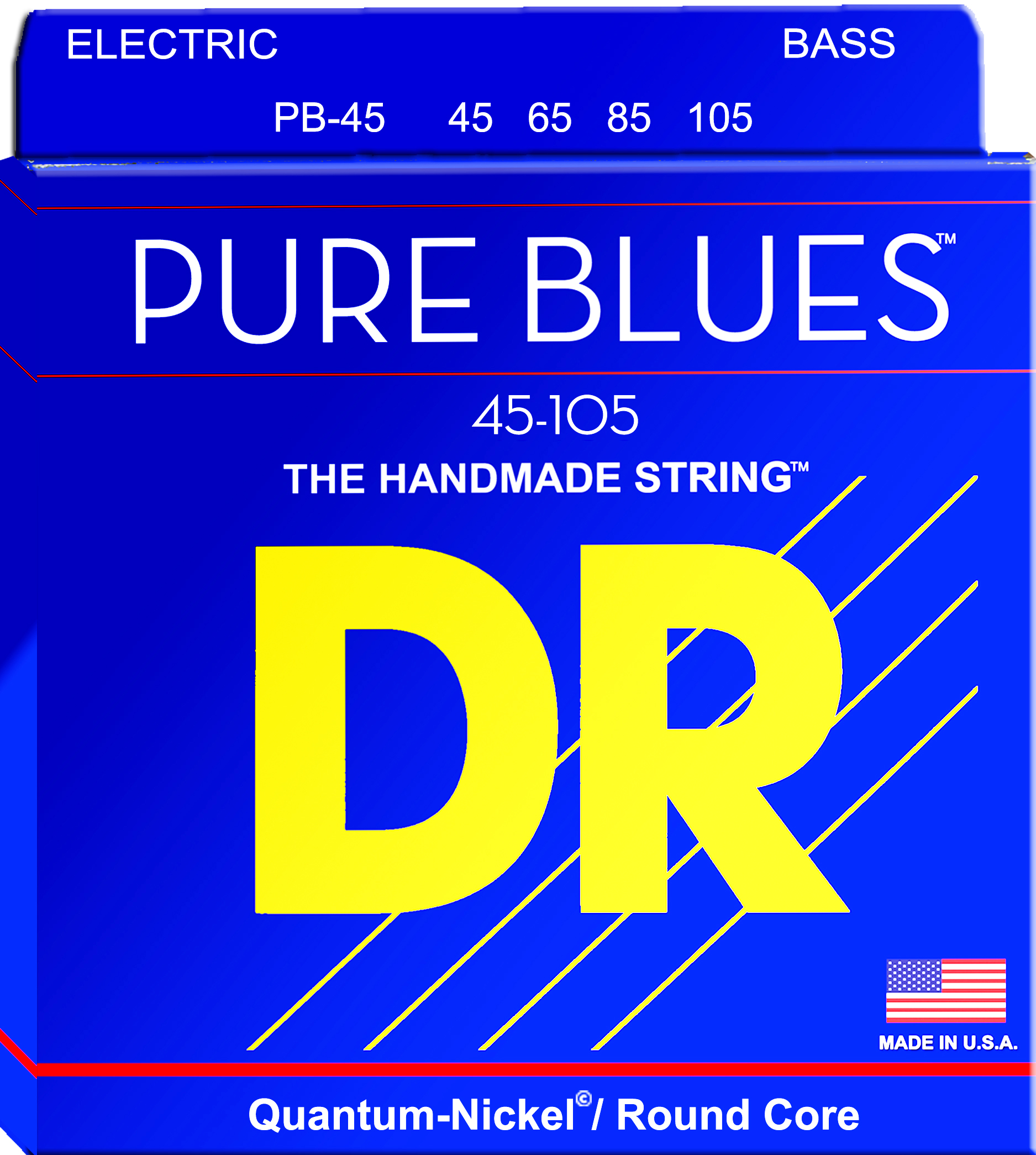 DR-Strings-Pure-Blues-PB-45