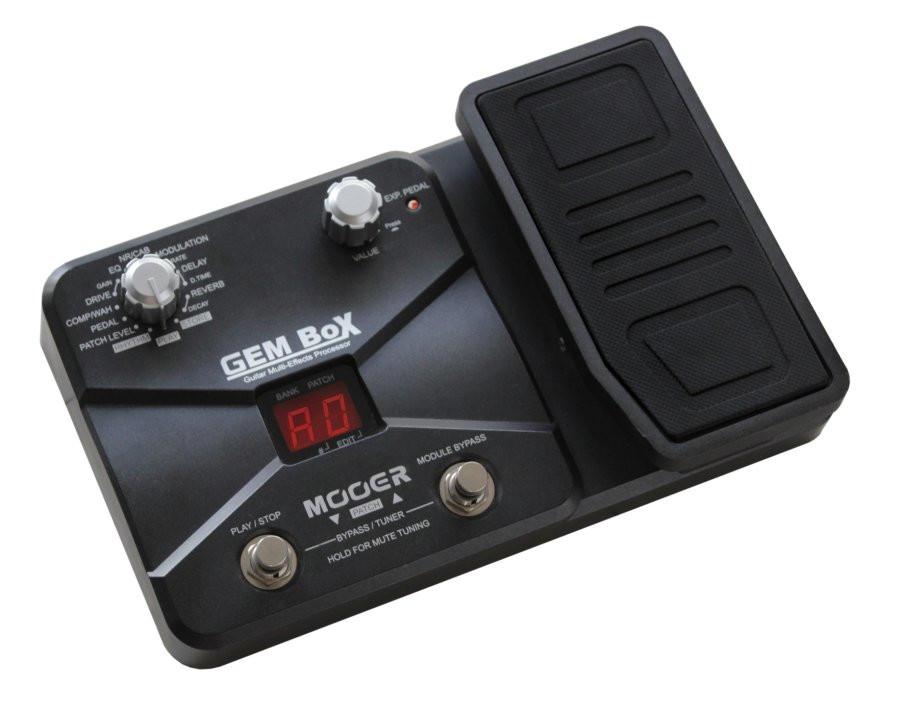 Multiefekty gitarowe Mooer Audio GE 30 i GE 50