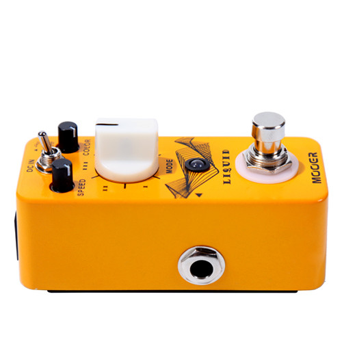 Mooer Liquid Digital Phaser Side