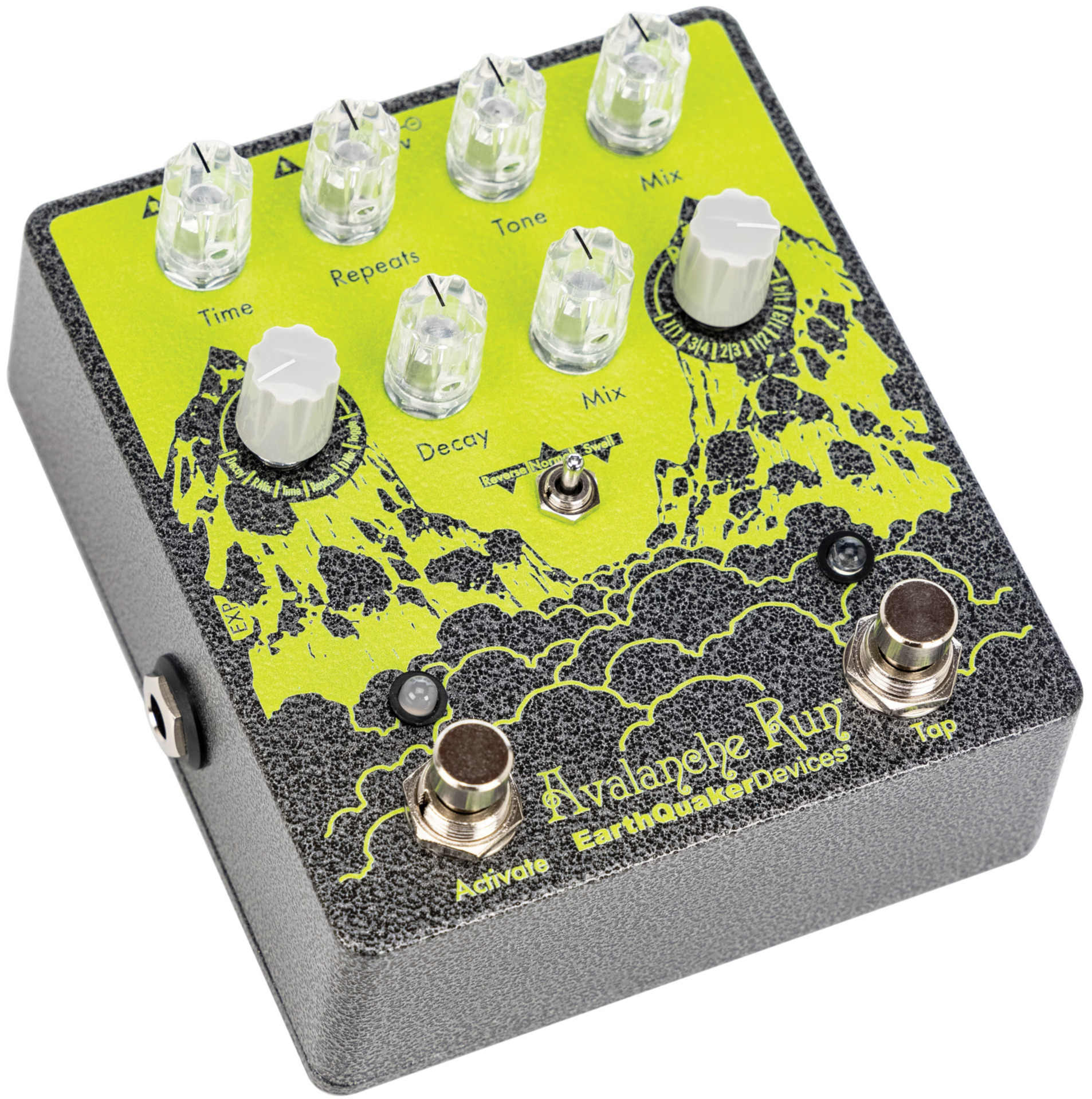EarthQuaker Devices Avalanche Run V2 – Stereo Delay / Reverb – Wersja Limitowana