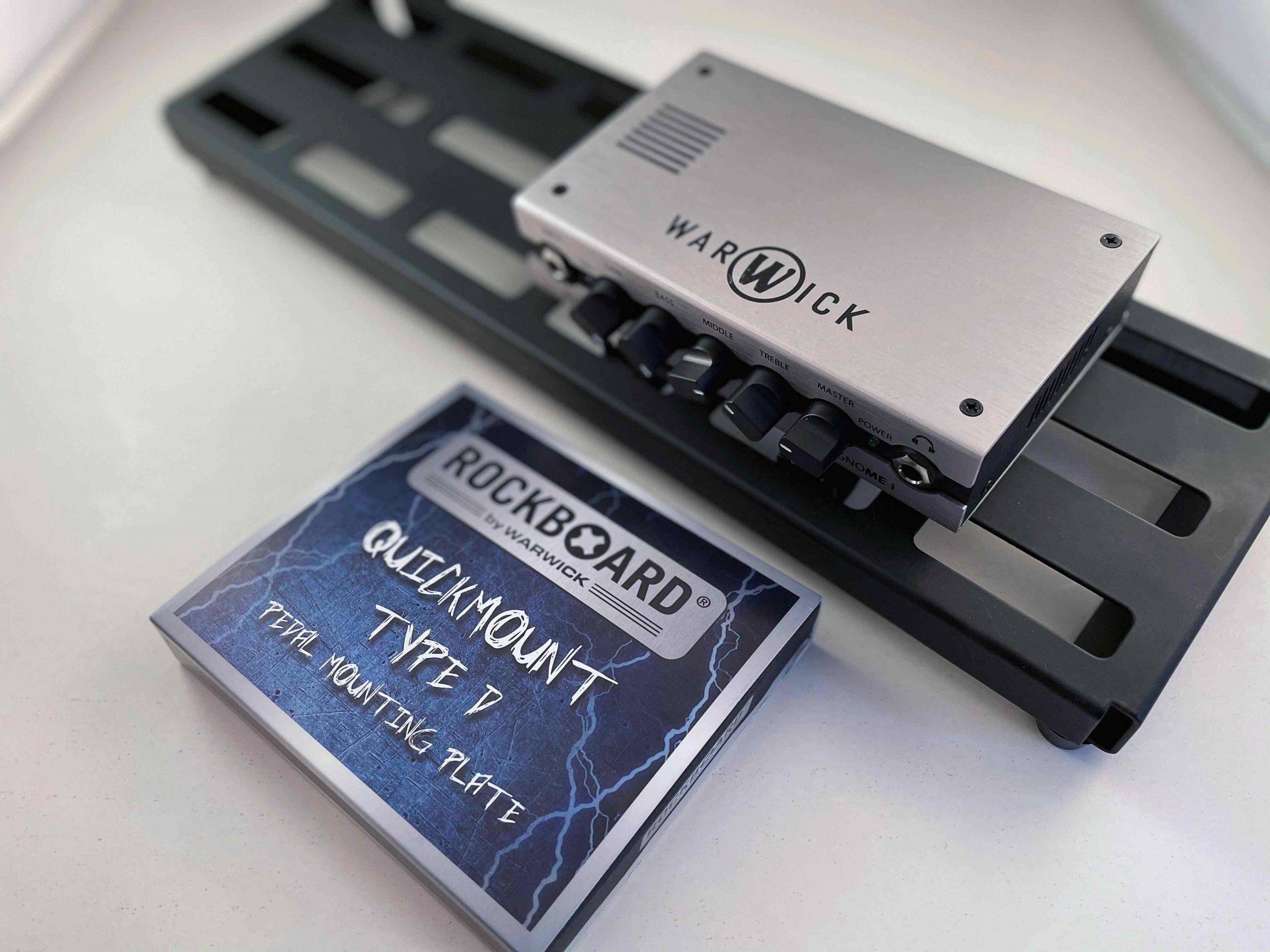 RockBoard QuickMount Type D dla wzmacniaczy Warwick Gnome Amps