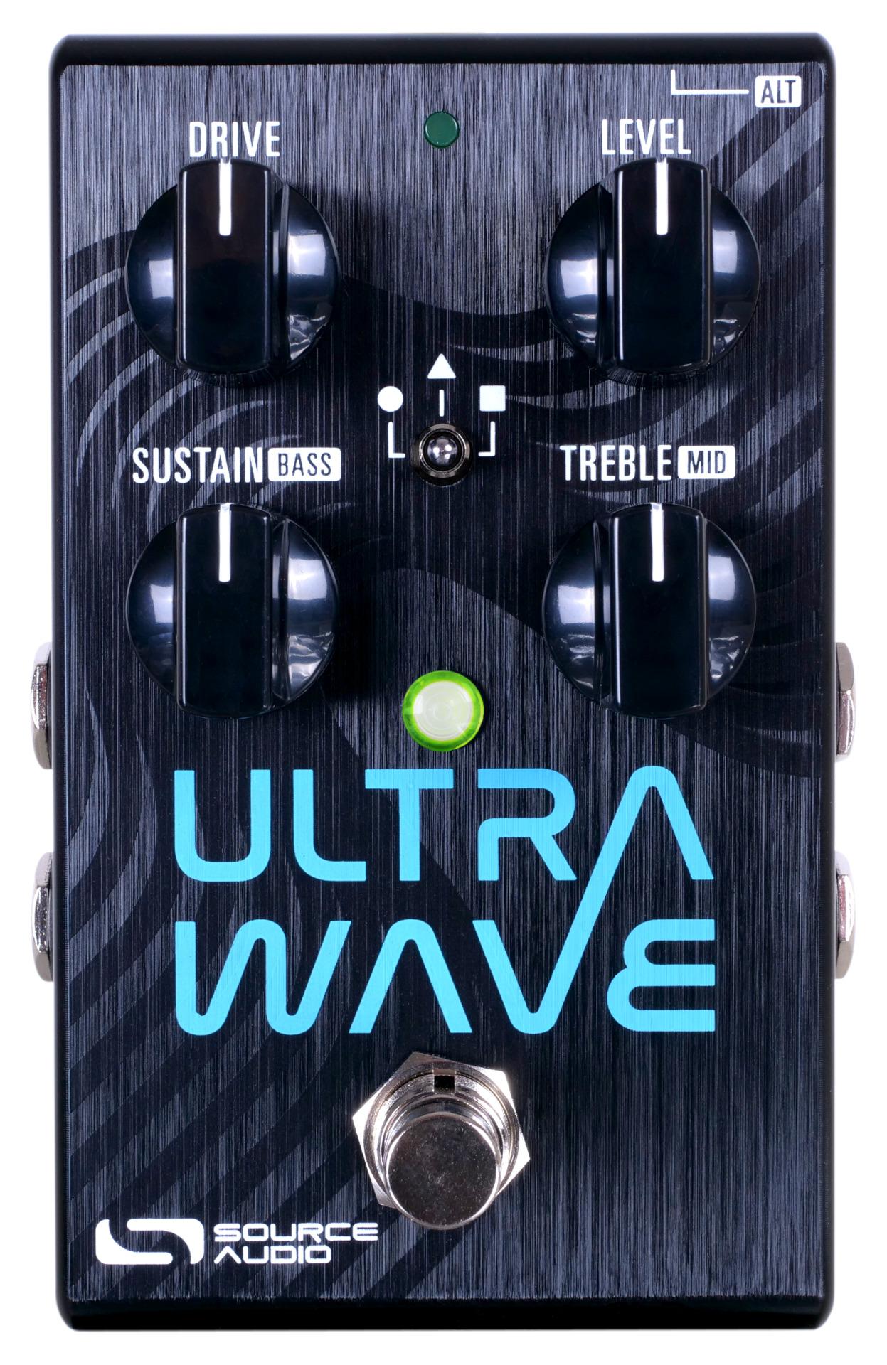 Source Audio SA 250 – One Series Ultrawave Multiband Processor