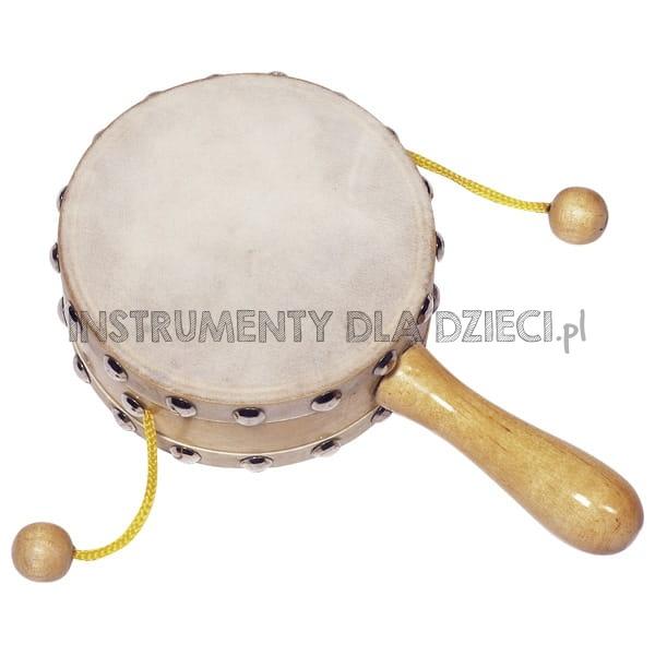 Bębenek i trójką pierwszą perkusją malucha